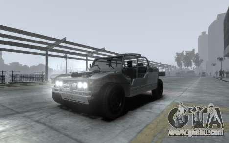 LYT-2021 for GTA 4 inner view