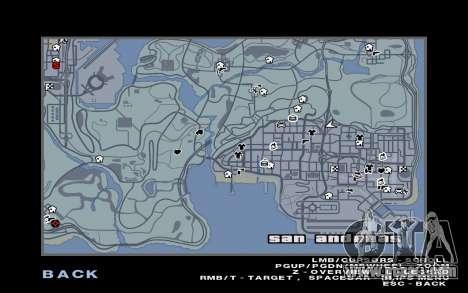 GTA 5 Map Mod v1.3 for GTA San Andreas