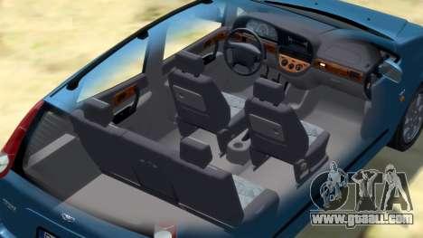 Daewoo Tacuma (Rezzo) CDX 2001 for GTA 4 side view