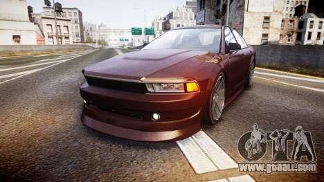 Maibatsu Vincent 16V Tuned for GTA 4