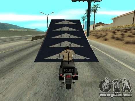 Jumps for GTA San Andreas