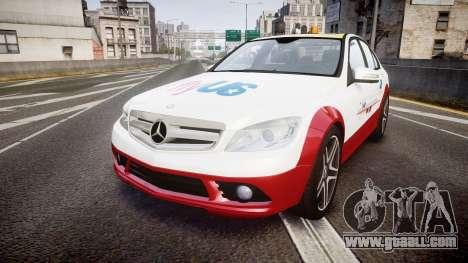 Mercedes-Benz C180 FlyUS for GTA 4