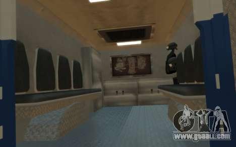 GTA 3 Enforcer HD for GTA 4 back left view