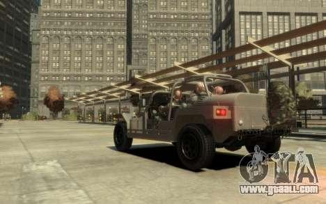 LYT-2021 for GTA 4 left view