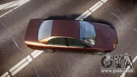 Maibatsu Vincent 16V Tuned for GTA 4 right view