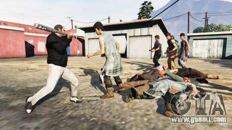 GTA 5 Hostile Pedy second screenshot