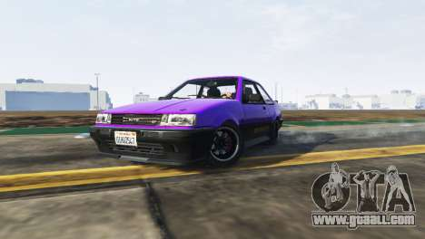 Drift for GTA 5