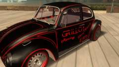 Volkswagen Super Beetle Grillos Racing v1 for GTA San Andreas