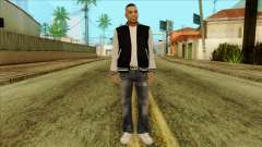Luis Skin from GTA 5 for GTA San Andreas