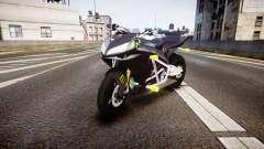 Honda CBR600RR Stunt for GTA 4