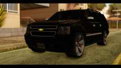 Chevrolet Suburban 2010 FBI for GTA San Andreas