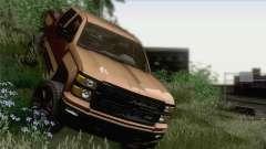 Chevrolet Silverado 2014 Work for GTA San Andreas
