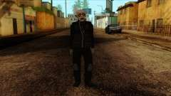 Skin 2 from Heists GTA Online DLC
