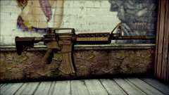 Rumble 6 Assault Rifle for GTA San Andreas