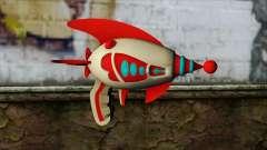 Dead Or Alive 5 LR Kasumi Fighter Force Gun