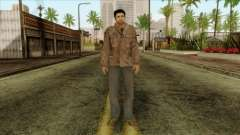 Classic Alex Shepherd Skin without Flashlight for GTA San Andreas
