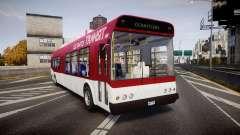GTA V Brute Bus