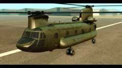 CH-47 Chinook for GTA San Andreas