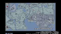 GTA 5 Map Mod v1.3 for GTA San Andreas