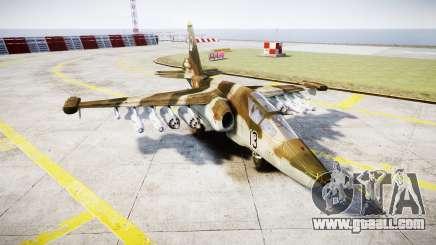 The su-39 for GTA 4