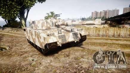GTA V Rhino for GTA 4