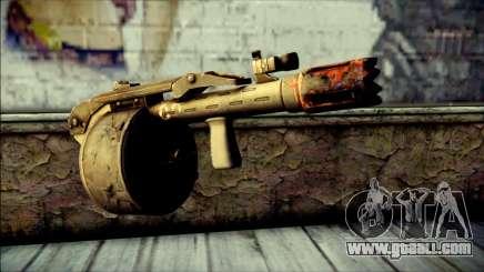 Rumble 6 Combat Shotgun for GTA San Andreas