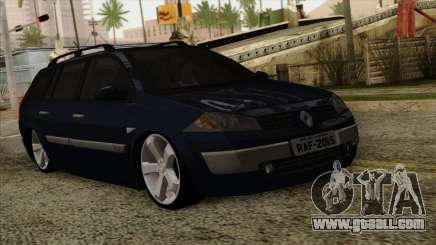 Renault Megane GranTour 2009 for GTA San Andreas