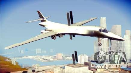 B-1B Lancer Camo Texture for GTA San Andreas