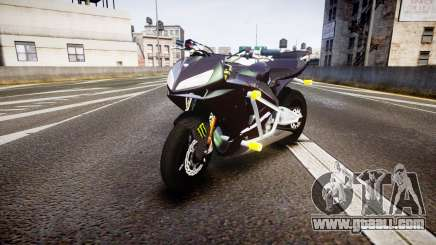 Honda CBR600RR Stunt for GTA 4