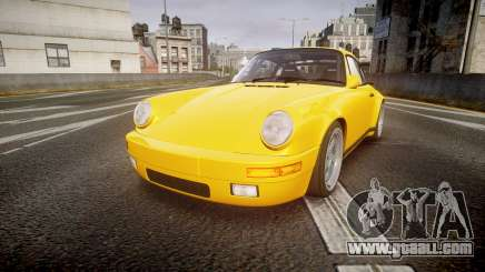 RUF CTR Yellow Bird for GTA 4