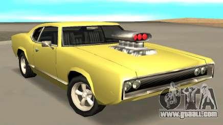Sabre Charger for GTA San Andreas