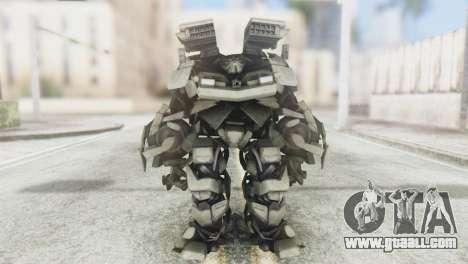 Des Titan Skin from Transformers for GTA San Andreas second screenshot
