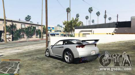 Fuel v0.8 for GTA 5