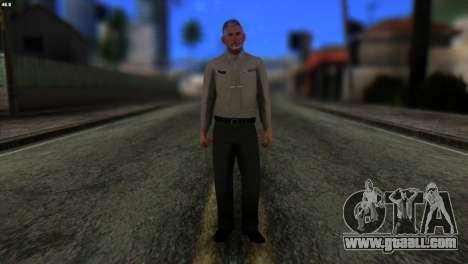 GTA 5 Skin 6 for GTA San Andreas