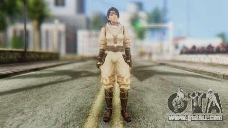 Dead Or Alive 5 Ultimate Momiji Costume 2 for GTA San Andreas second screenshot