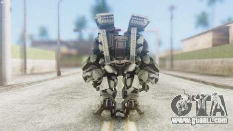 Des Titan Skin from Transformers for GTA San Andreas third screenshot