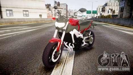 Yamaha MT-09 for GTA 4