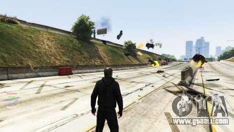 Telekinesis for GTA 5