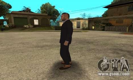 Mens Look [HD] for GTA San Andreas sixth screenshot