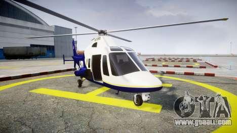 Buckingham Swift LCPD for GTA 4