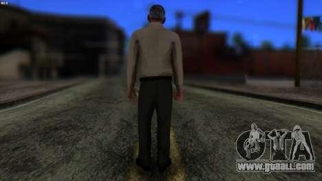 GTA 5 Skin 6 for GTA San Andreas second screenshot
