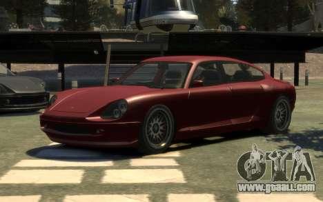 Pfister Alterego for GTA 4