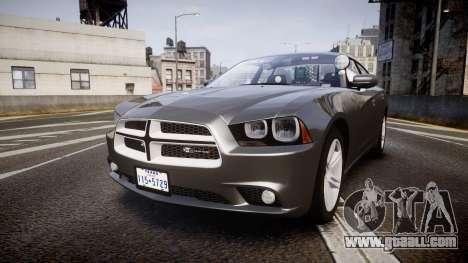 Dodge Charger Traffic Patrol Unit [ELS] rbl for GTA 4