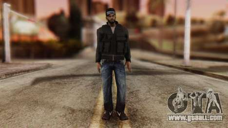Desmadroso Skin v8 for GTA San Andreas second screenshot
