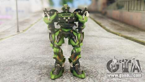Ratchet Skin from Transformers v2 for GTA San Andreas second screenshot