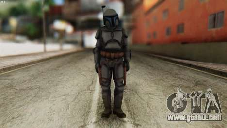 Star Wars Repulic Commando 2 Jango Fett for GTA San Andreas