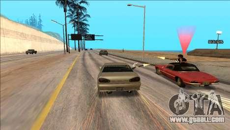 COP Plus for GTA San Andreas forth screenshot