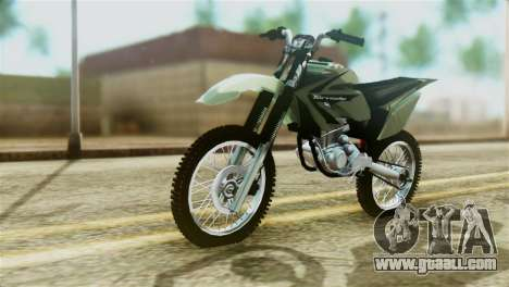 Honda Tornado for GTA San Andreas