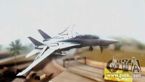 F-14D VF-2 Bounty Hunters for GTA San Andreas