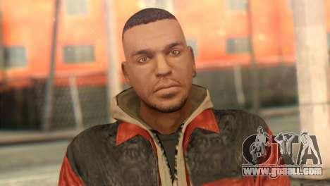 Luis Lopez Skin v3 for GTA San Andreas third screenshot